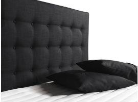 Carpe Diem Angö gavl giver sengen et fuldendt og elegant udtryk