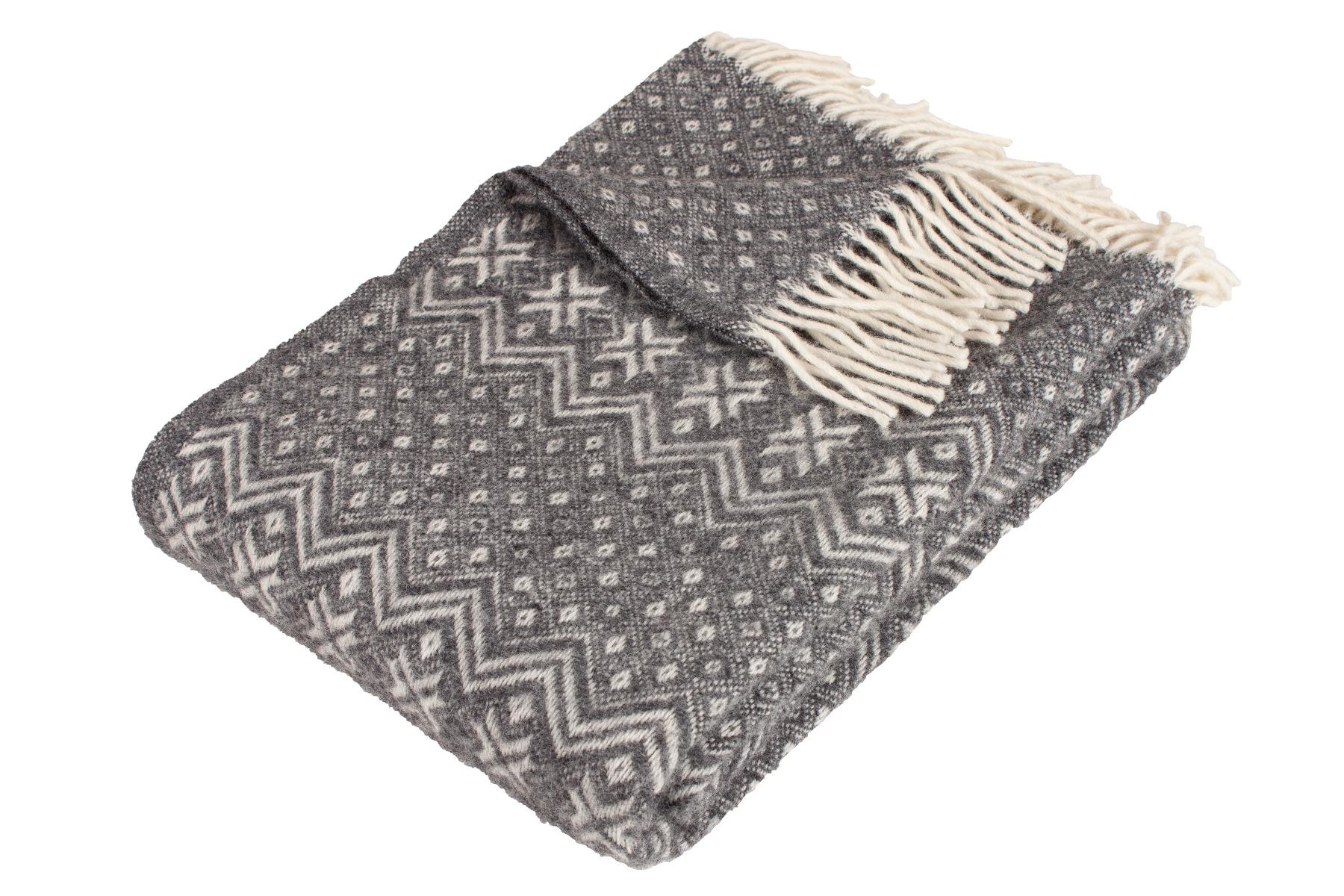 Nordic - Grey 100 % uld Sengekompagniet