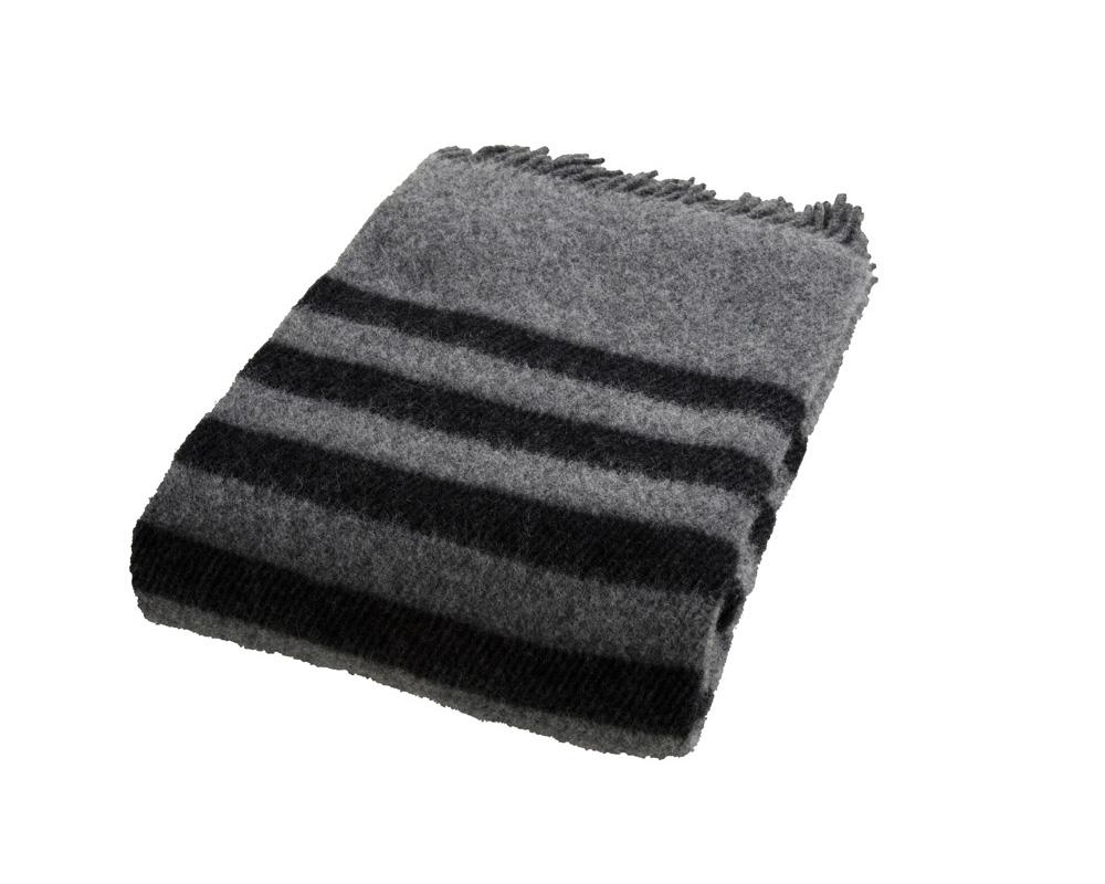 Retro - Grey 100 % uld Sengekompagniet