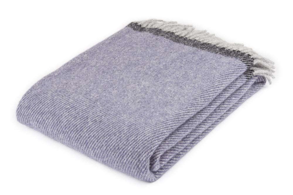 Track - Lavender 100 % uld Sengekompagniet